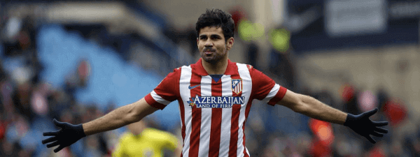 Atletico Madrid Costa Dynamite