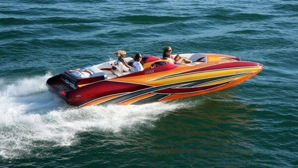 Speedboat Hire