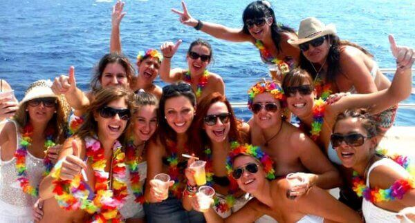 Benidorm Hen Do