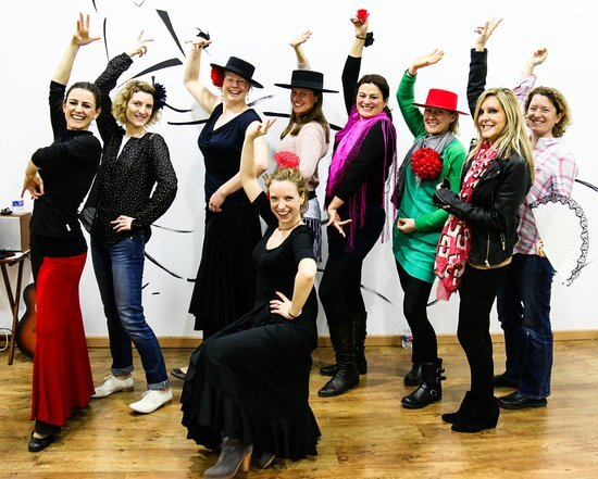 Lisbon Flamenco Class