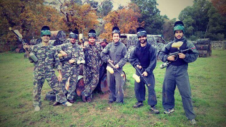 Porto Paintball