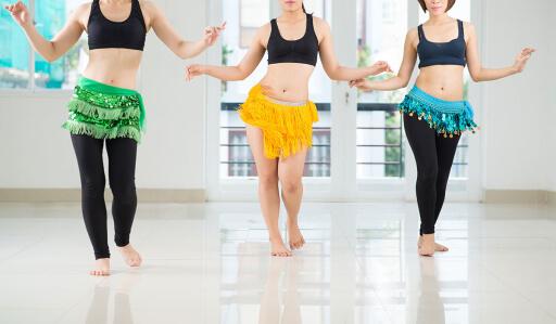 Lezione di danza del ventre