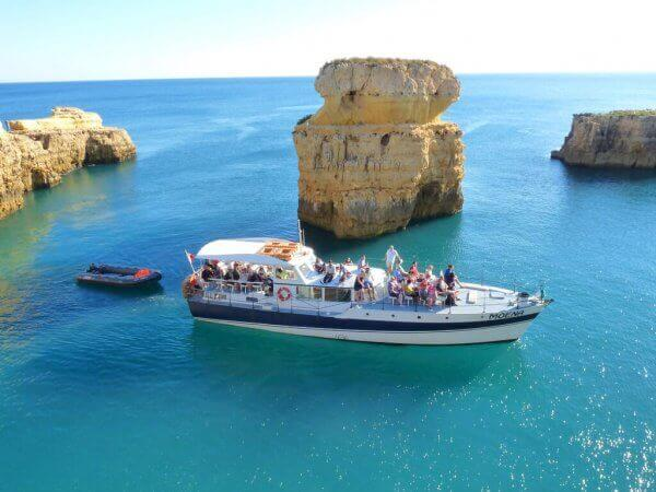 Adventurous Algarve Cruise
