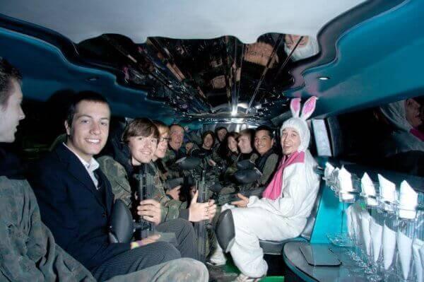 Tour en Limousine Hummer Barcelone