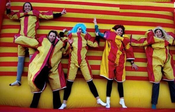 Madrid Crazy Games