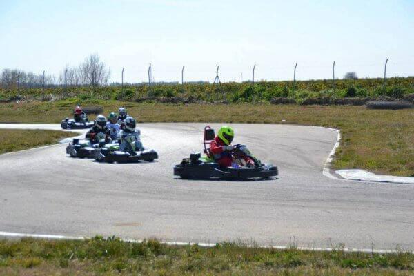 Go Kart Racing Seville