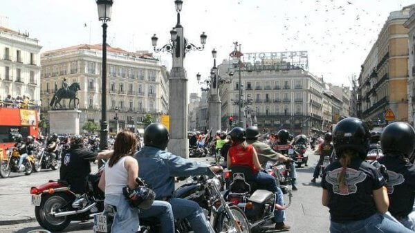 Madrid Scooter Tour