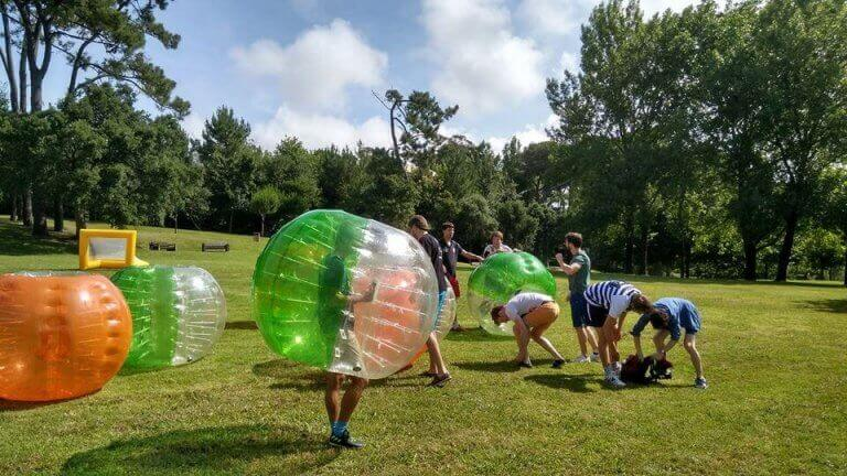 Porto Bubble Football