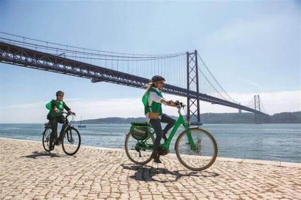 Lisbon e-Bikes