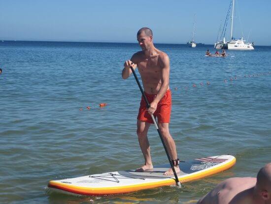 Lisbon Paddle Surfing