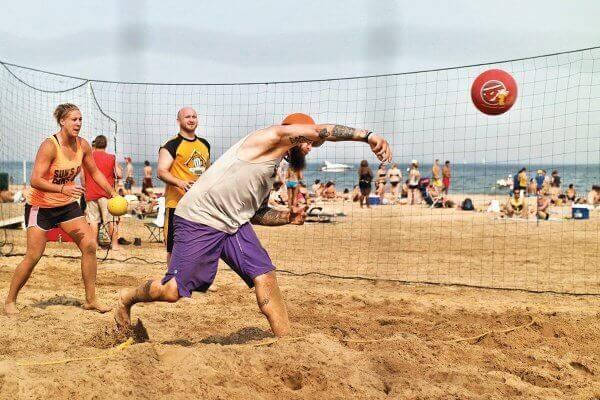 Porto Beach Games