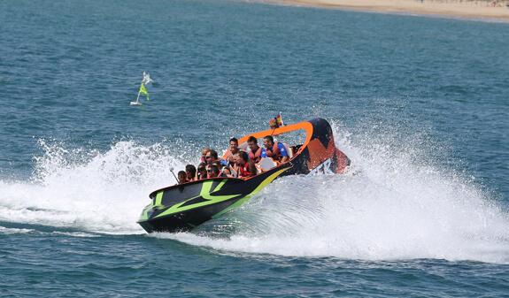 Albufeira speedboats