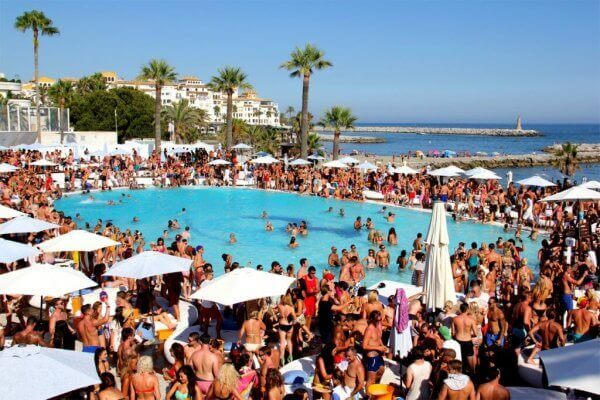 Magaluf Beach Club