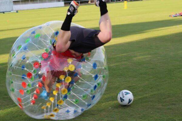 Magaluf Bubble Football