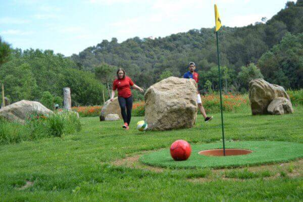 Barcelona Foot Golf