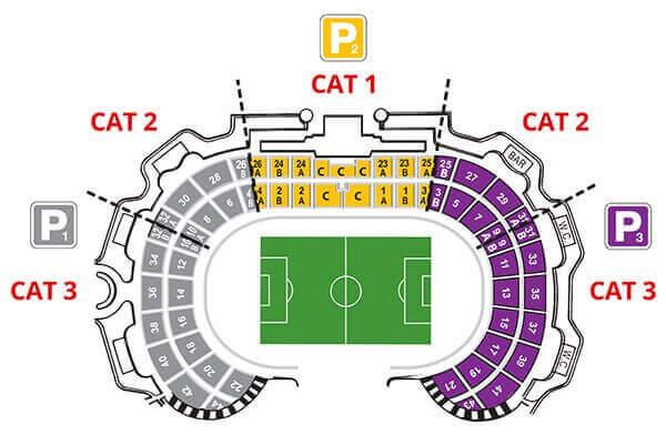 Sporting Lisbon tickets