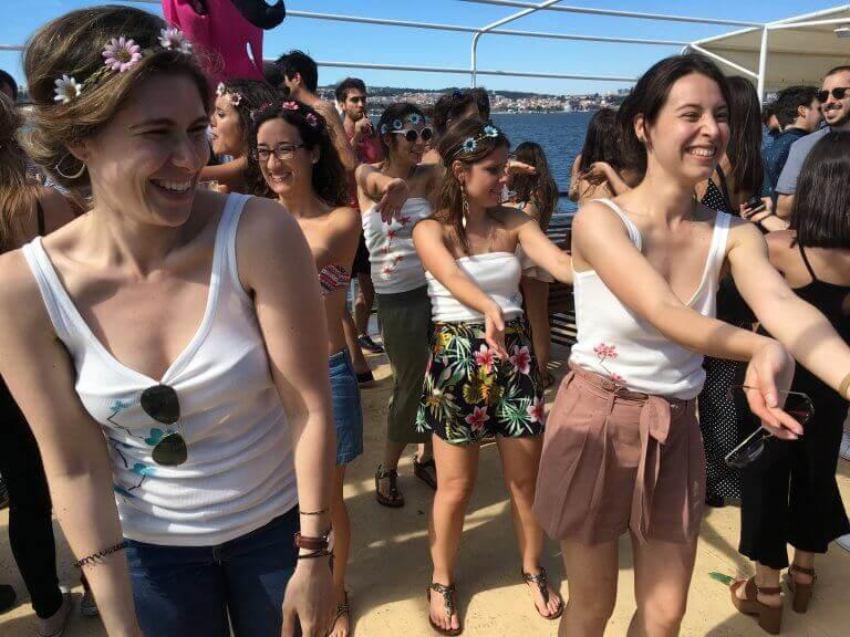 Lisbon Booze Cruise